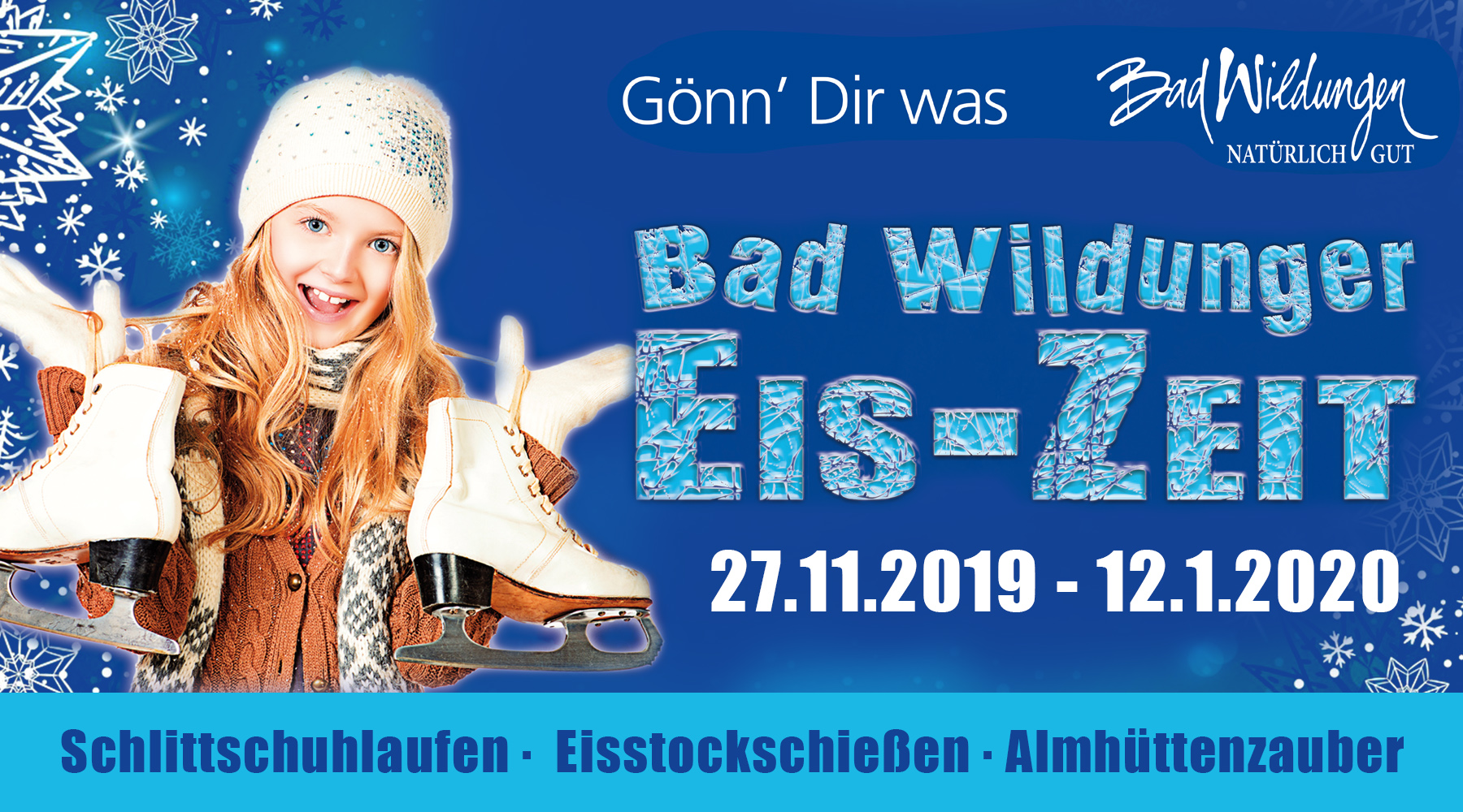 Eiszeit Bad Wildungen